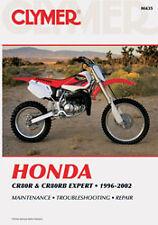 CLYMER REPAIR MANUAL Fits: Honda CR80RB Expert,CR80R