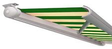 Vollkassettenmarkise / Gelenkarmmarkise / Markiese 5,5m 5m 4,5m 4m 3,5m elektro