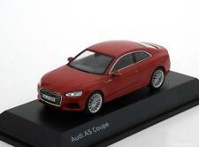Aud4 Voiture 1/43 Spark Audi A5 Coupé Tango Red