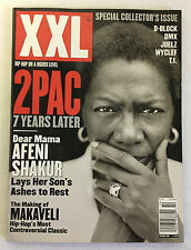 October 2003 XXL Magazine Collector's Issue~2Pac, Afeni Shakur,Makaveli,more