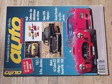 $$$ Revue Auto passion N°61 Simca 1956Porsche 910 priveesVECAC Cobra 427