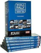 World Rally Collection 1985-89 (5 DVD) Box Set