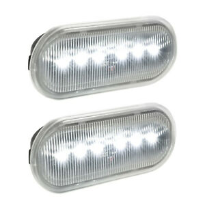 2017 Ford F250 F350 F450 Super Duty RECON CREE LED Cargo Truck Bed Lights Pair