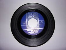 The Box Tops: Cry Like A Baby / The Door You Closed To Me / 1968 / VG /45 Rpm