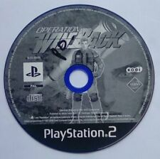 *DISK ONLY* Operation Winback Win Back Playstation 2 Two PS2 PSTwo PS