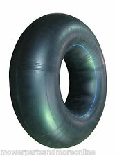 2 x Lawn Mower Tyre Tube 15 X 600 X 6 Straight Valve, Greenfield, Rover, Victa