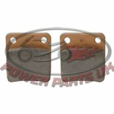Rear Sintered Brake Pads XYT