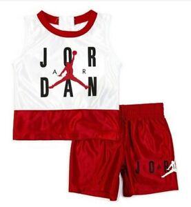 Nike Air Jordan Boys Jumpman Classic Basketball Shorts Set Size 4