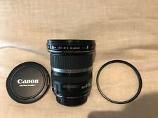 Canon EF-S 10-22mm f/3.5-4.5 USM Wide Angle DSLR camera Lens + 77mm Hoya filter