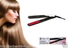 230 DEGREE HAIR STYLING STRAIGHTENERS/IRONS IDEAL FOR BRAZILIAN KERATIN BLOW DRY