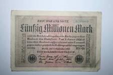 50.000.000 MARK,  ALEMANIA 1923   MBC,     VER FOTO