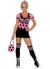 "NEW Sexy Womens ""World Cup Kicker"" Soccer Costume Large"