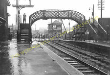 Kirkby in Ashfield East Railway Station Photo. Annesley - Sutton Jct. (2)