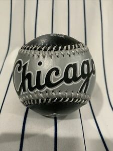 Spinneybeck Leather Baseball Chicago White Sox 1994 Souvenir Collectible Ball