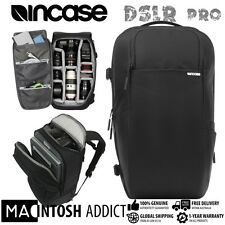 "Incase DSLR Pro Pack Premium Backpack For Camera Accessories 15"" MacBook Laptop"