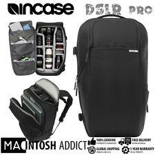 "Incase DSLR Pro Pack Premium Backpack For Camera Accessories 15"" MacBook Laptop"