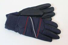Vintage Gloves Unworn Blue Polyester/Cotton Size 7