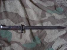 Mauser VZ24 Czech Bajonett VZ K98 used by Wehrmacht