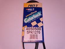 Goodyear Gatorback Belt 4050500 5PK1270 Free Shipping