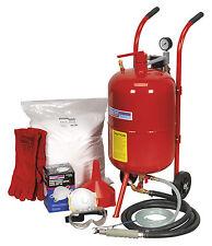 Sealey SBKIT Soda Blasting Kit