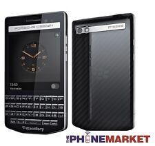 BlackBerry Porsche Design P'9983 - 64GB - Silver Unlocked Sim Free Phone UK SPEC
