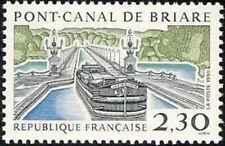 Timbre Bateaux Ponts France 2658 ** année 1990 lot 26079
