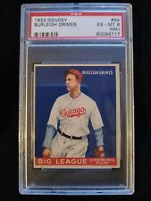 1933 Goudey Burleigh Grimes #64 PSA 6 EX-MT (MK) Check out my other listings!