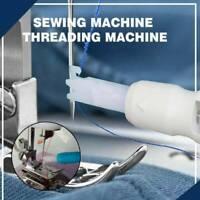 Needle Threader Inserter Sewing Machine Applicator Clothes Stitch Thread Tools