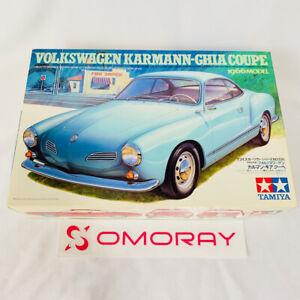 Tamiya 1/24 Volkswagen Karmann Ghia Coupe 1966 Model Kit Raer