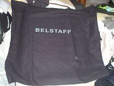 AUTHENTIC BELSTAFF DUST BAG/PROTECTIVE COVER 23 x 23 FAUX SUEDE NWOT