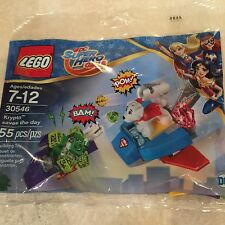 Lego  D.C. Super Hero 30546 Girls Krypto Saves The Day Dog Poly Bag New