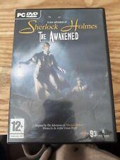 Sherlock Holmes - The Awakened (PC DVD).