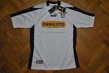 PUMA vtg Lazio 2003-2004 new soccer trikot maglia vintage retro maillot calcio