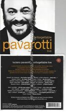 CD--PAVAROTTI,LUCIANO--    UNFORGETTABLE PAVAROTTI LIVE | DOPPEL-CD