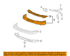 Chevrolet GM OEM 02-06 Avalanche 1500 FRONT-Bumper Assembly 15095920