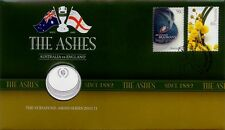 2010: Vodaphone 2001/11 Ashes Series - RAM 20 Cent PNC