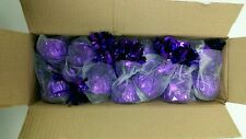 FOIL BALLOON WEIGHT 160 GRAMS - PURPLE - (BOX OF 12)