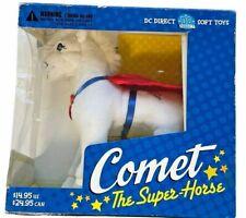 COMET THE SUPER-HORSE PLUSH DC Direct & Box red cape Action DC comics super girl