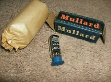 Dl98 - Mullard Vacuum Radio Tube - Tested Nos