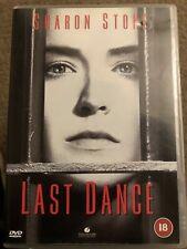 LAST DANCE DVD FILM MOVIE SHARON STONE