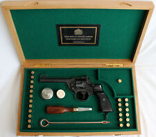 PISTOL GUN PRESENTATION CASE BOX for ENFIELD No.2 Mk1 revolver webley mk VI