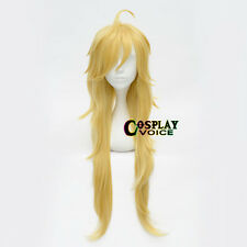 Golden Panty and Stocking Panty Anime Yellow Blonde Long Cosplay  Full Wigs