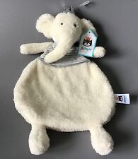 Jellycat Alfie Elephant Soother Comforter Soft Hug Toy Plush Jelly4092 Cream