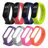 Bracelet Watch Strap Wrist Band 3D Print Silicone For XIAOMI Mi Band 4 3