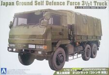 Aoshima 0232 Japan Ground Self Defence Force 3,5 T TRUCK 1:72