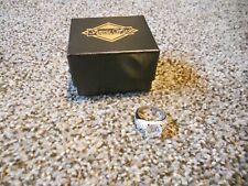 Vintage Victoria Wieck Beverly Hills Cubic Zirconia Sterling 925 Ring NIB