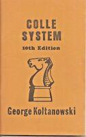 Signed George Koltanowski Book PSA/DNA Chess