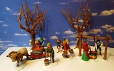 Dept 56 New England Village Tapping The Maples! Syrup, Spring, Steen's