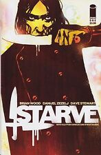 STARVE (2015) #1 New Bagged