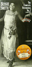 """BESSIE SMITH """"THE COMPLETE RECORDINGS VOL.1""""  2 cd box set mint"""